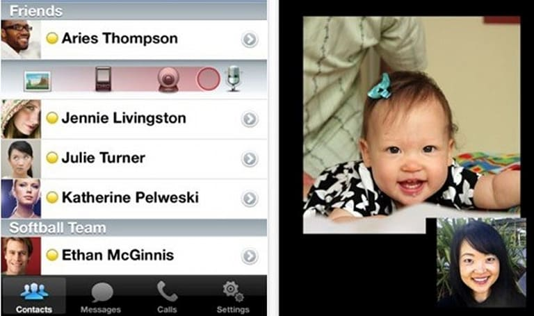 Yahoo! Mesenger app updated, offers free voice and video calling