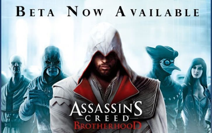 PSA: Assassin's Creed: Brotherhood beta available to PlayStation Plus members