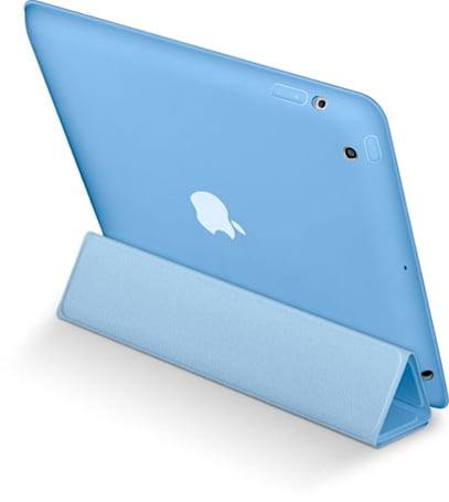 Apple intros new iPad Smart Case: clever enough to cover both sides, priced at $50