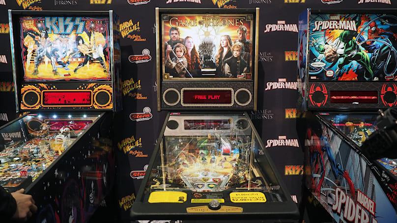 'Game of Thrones' is now a pinball machine