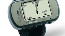 Garmin's Foretrex 301 and 401 navigators are like pixelated breadcrumbs