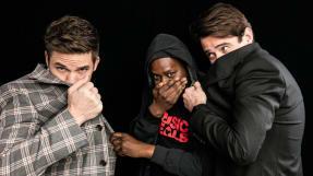 "Goran Višnjić, Matt Lanter And Malcolm Barrett Discuss Their NBC Show, ""Timeless"""