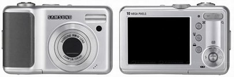 Samsung's new S830 / S1030 compact digicams
