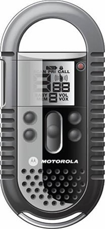 Motorola lets loose TLKR T3 / T5 walkie talkies