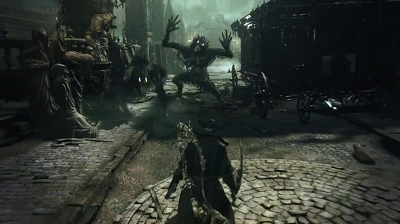 Sony's Gamescom trailers showcase Bloodborne, Rime, Until Dawn, and more