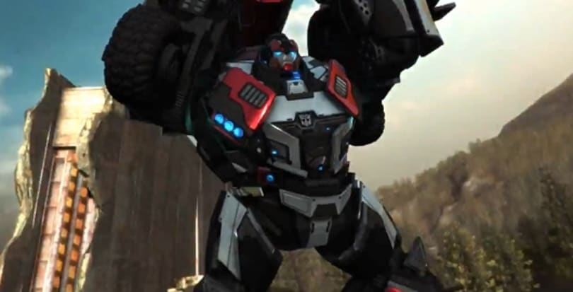 Transformers Universe opens up first-come, first-served beta signups