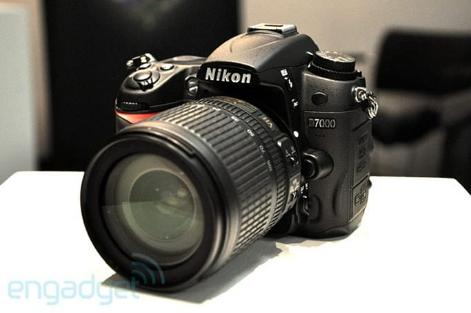 Nikon D7000 DSLR hands-on