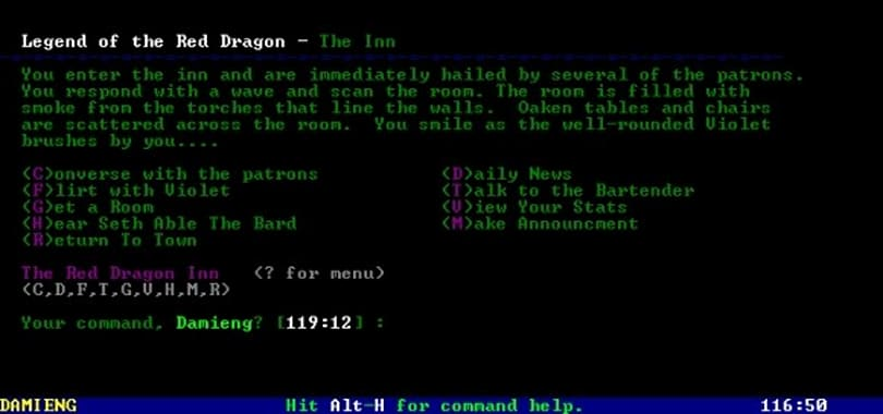 The Game Archaeologist and the SysOp's Sinister Stratagem
