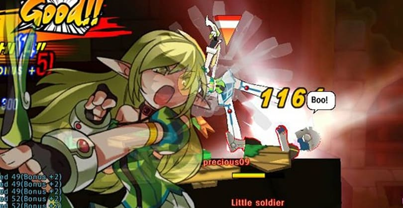 Take a first look at Elsword Online with Massively