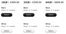 iPad 2 shipping times slip again -- this time to 4-5 weeks