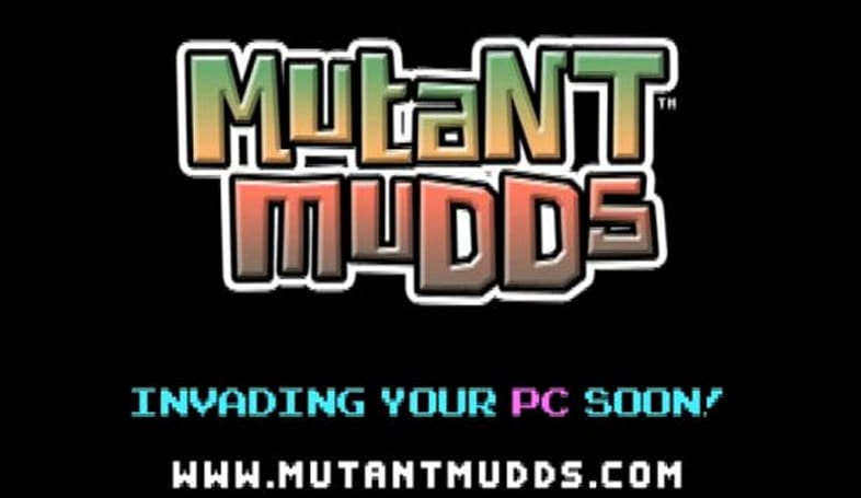 Mutant Mudds coming to PC on August 30, starting at $7.99