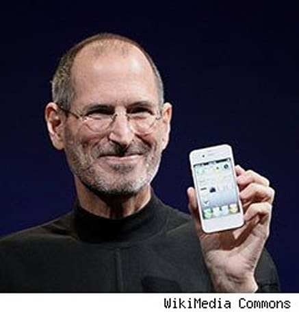 MarketWatch names Steve Jobs CEO of the decade, rock star of corporate America