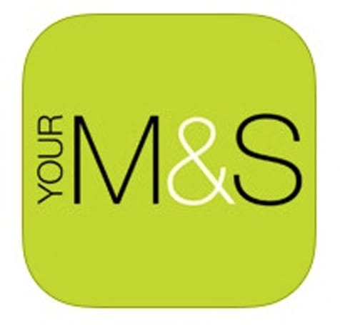 Marks and Spencer adds Passbook support