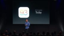 iOS 9.3 がアップデート時の文鎮化問題で公開を一時停止、対策版を数日内に提供へ。OS X 10.1.4にも不具合