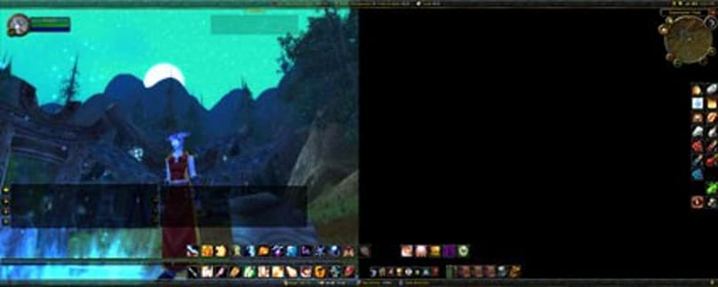 How to get multi-monitors to work well with World of Warcraft