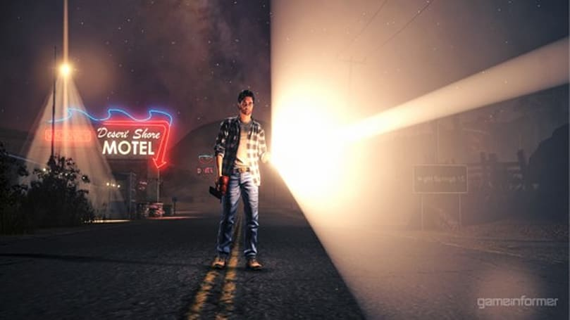 Alan Wake's Night Springs goes 'This Old House' in first screen