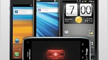Oops: Droid 4 makes an early appearance in Best Buy promo