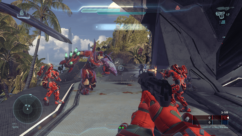 Here's how 'Halo 5: Guardians' multiplayer rankings work