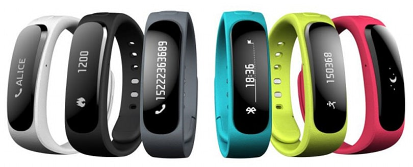 Huawei's first smartband has a pop-out earpiece for voice calls (video)