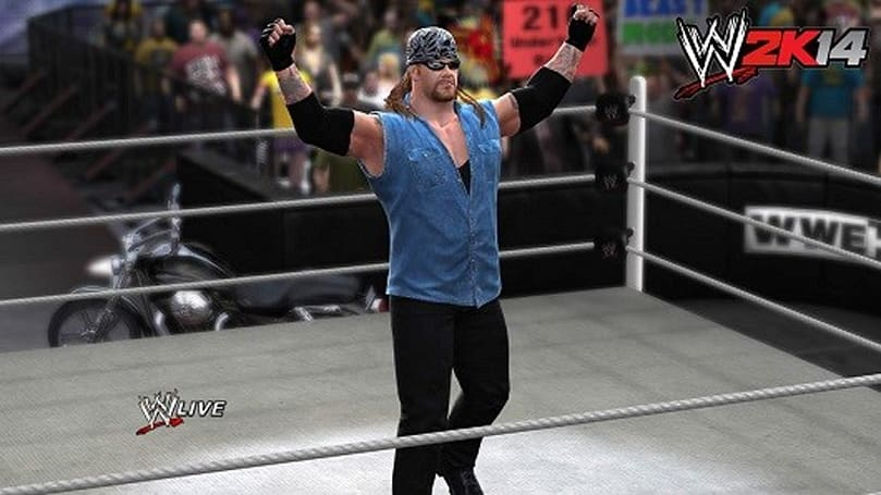 WWE 2K14 Phenom Edition brings back the American Badass for $100