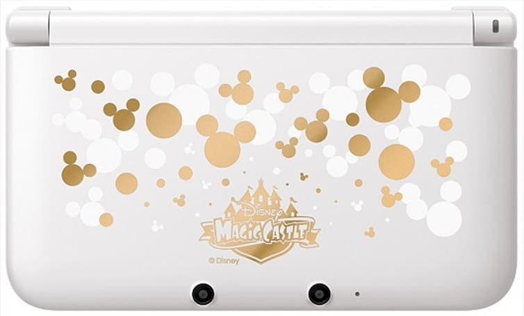 Disney Magical World 3DS XL coming to Walmart [update]