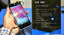 Intel-powered ZTE Geek arrives in China on July 25th