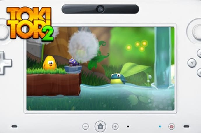 Wii U getting Toki Tori 2 digitally, says Two Tribes