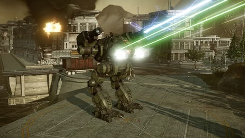 MechWarrior Online reveals Project Phoenix pre-order program