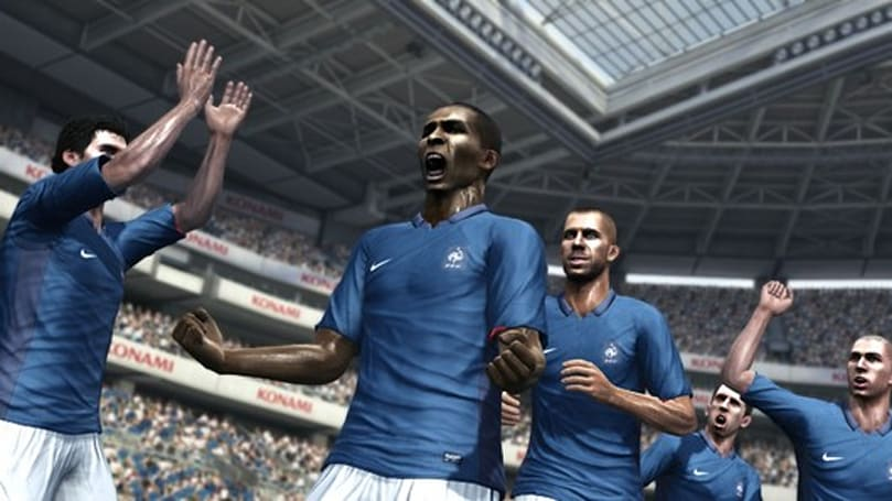 Pro Evo Soccer 2012 sells a million, drop kicks price down to $29.99