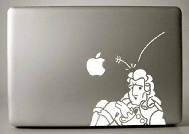 Pimp your MacBook (Pro) with custom vinyl decals