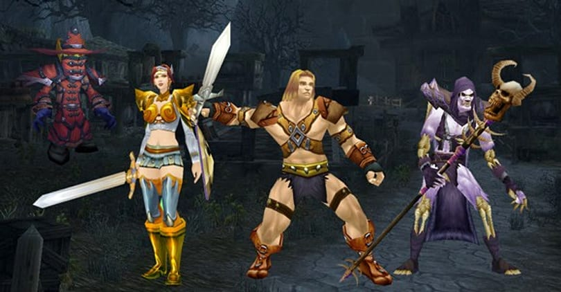 Transmog into the Masters of the Universe