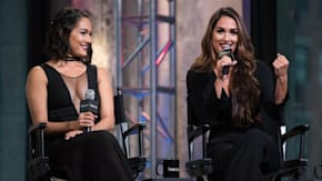Nikki And Brie Bella On Overcoming Difficult Times On Camera
