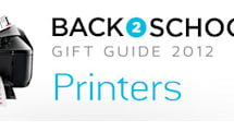 Engadget's back to school guide 2012: printers