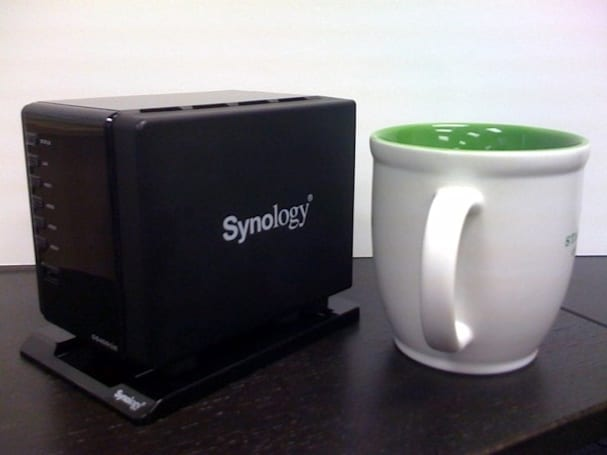 Synology debuts compact DS409Slim four-bay NAS