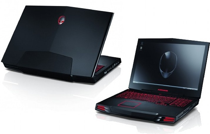 Alienware M17x laptop said to be suffering from power-related GPU issues