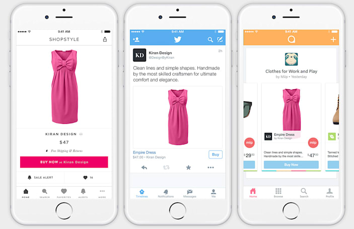Stripe launches new 'Buy' button for Twitter and other apps