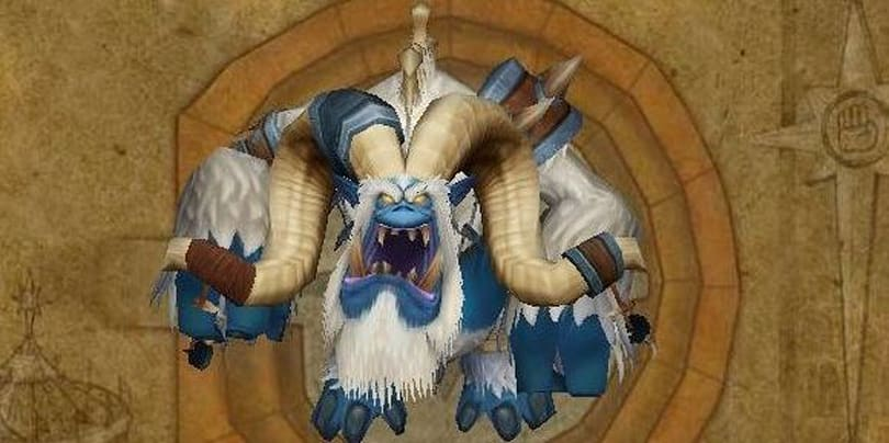 The Light and How to Swing It: Tanking the Northrend Beasts