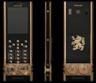 Mobiado frightens and offends with Professional 105GMT Gold handset