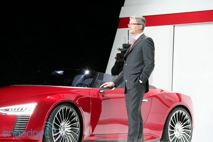Audi CEO Ruper Stadler taking time with EVs, refuses to feel 'euphoria for electric vehicles'