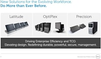 Dell expands business lineup with new Latitudes, OptiPlex desktops, and Precision workstations (update: eyes-on)