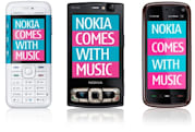 Nokia drags more Comes With Music handsets out for Singapore launch