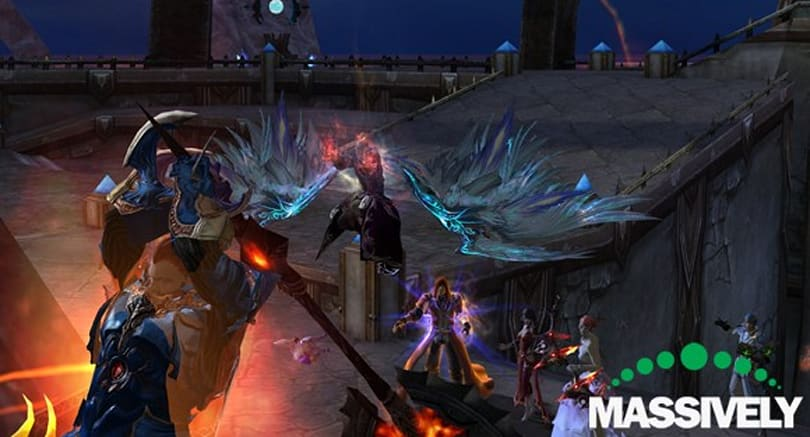 Win a spiffy graphics card in Aion's PvP event