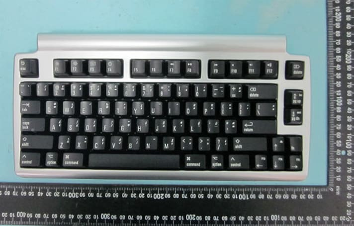 Unknown Bluetooth Matias keyboard pops up at the FCC, is probably the quiet type