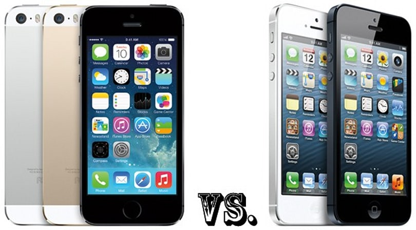 iPhone 5s vs. iPhone 5: what's changed?