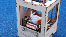 MakerBot launches Thing-O-Matic 3D printer with greater automation, no 'wires dangling everywhere'