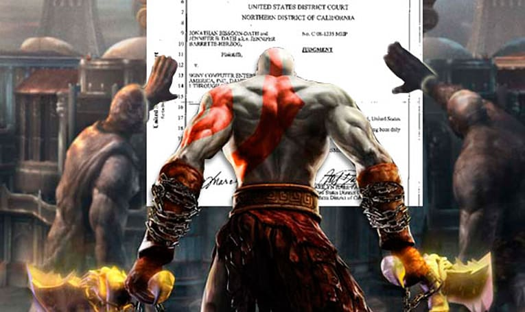 Peruse the God of War copyright infringement judgment