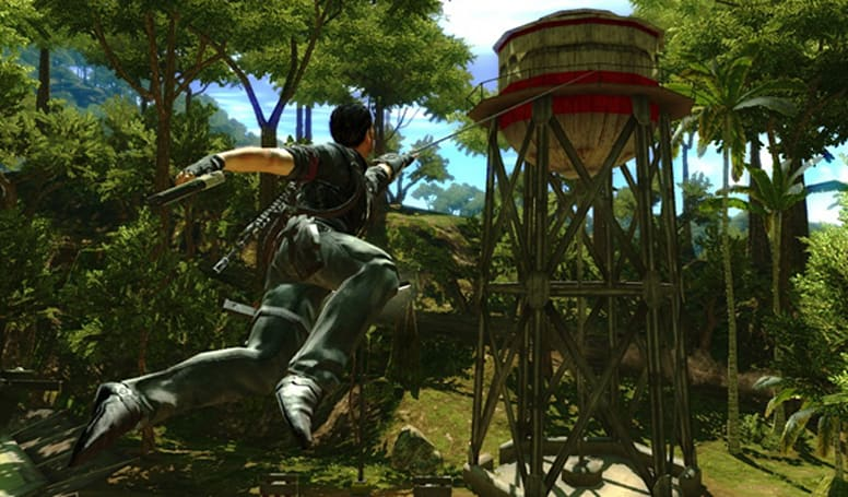 Just Cause 2 grapples onto March 23 release date