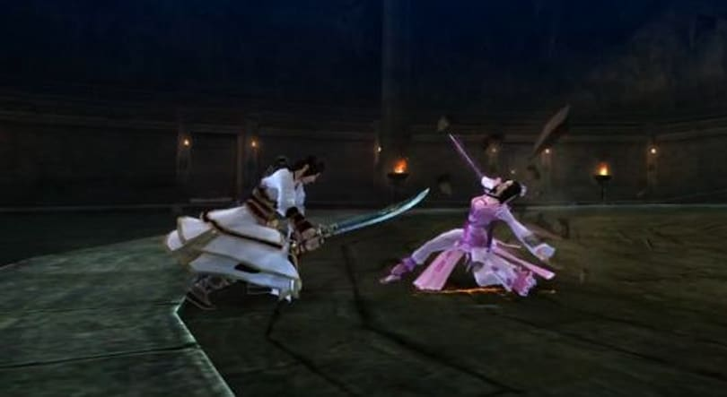 Age of Wushu introduces Battlefield Arenas