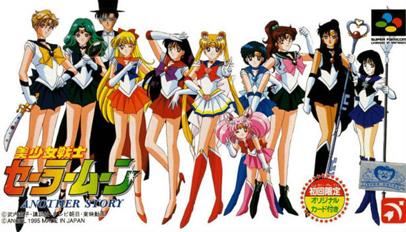 Joystiq Streams: The Sailor Moon Super Nintendo RPG time forgot [UPDATE: Relive the stream!]