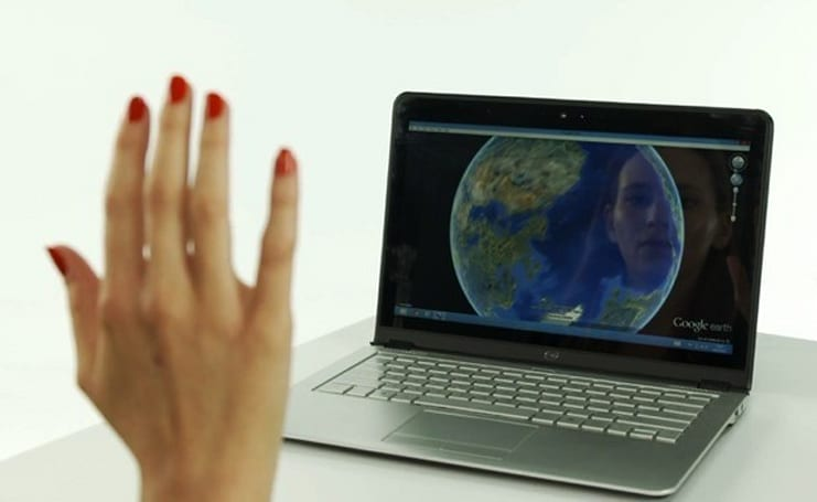 eyeSight software uses standard cameras to power 3D gesture controls (video)